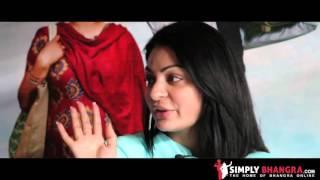 "Exclusive Interview with Neeru Bajwa (Punjabi Movie ""Channo – Kamli Yaar Di"")"