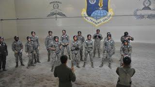 USAF Arctic Survival School