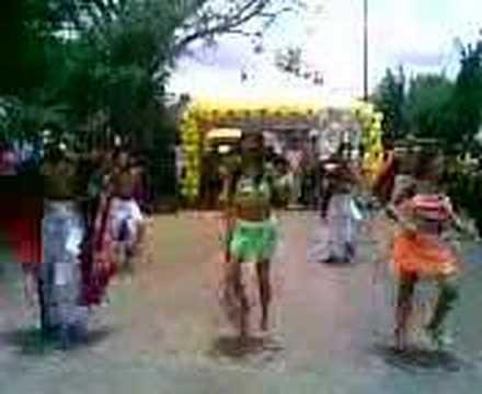 Danzas Ramse´s Bailando Fantasia Calypso
