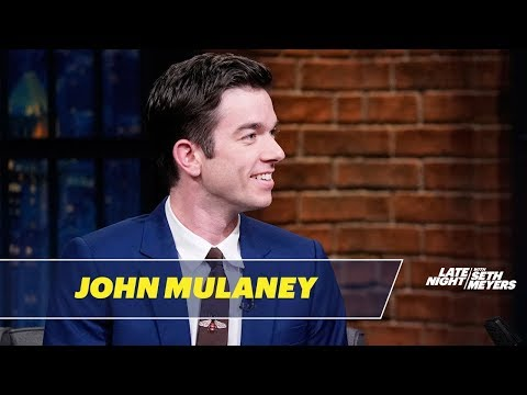 John Mulaney s Attempt to Solve a Mystery Was Unsuccessful