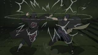 Sasuke vs Itachi (Full Fight) Legendado em português