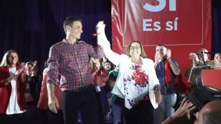 Pedro Sánchez anuncia que María L. Faneca estará en su equipo