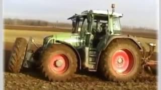 Fendt  Tractors Turner Steering device on Fendt German Tractor Fendt  Tractors