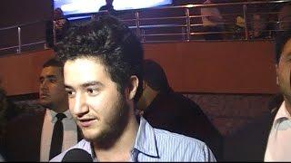 """فى العرض الخاص لفيلم """"هيبتا """"...أحمد مالك يخرج عن صمته"""