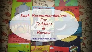 Best Tulika Books For Toddlers & Review - The K Junction