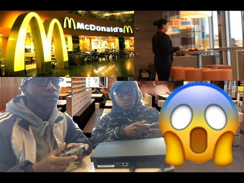 Xxx Mp4 PLAYING PLAYSTATION AT MCDONALDS DID WE GET KICKED OUT EXTREME GAMING 3gp Sex