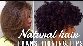 Natural Hair Transition Tips | Regimen, Products, Growth & More