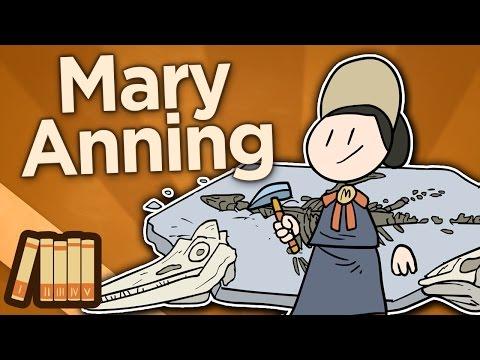 Mary Anning Princess of Paleontology Extra History