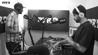 Flirta D & DJ Oblig In The Mix - PyroRadio - (20/09/2017)