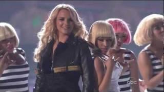 Nicki Minaj ft Britney Spears - Medley (Live Performance Billboard Music Awards 2011) HD