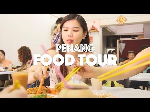 Penang Malaysia Food Tour Series Ep 1