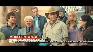 The Dinosaur Project -- Sky News Clip