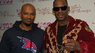 R. Kelly Drops Albums Like Jordans?