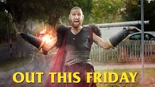 THE WIZARDS OF AUS || On YouTube this Friday!!