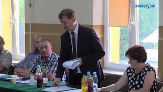 XXX sesja Rady Gminy Rutki - zambrow.org