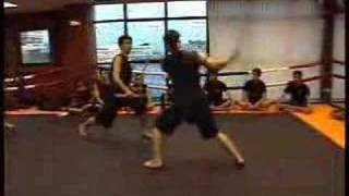 Thai Sword Fighting MV