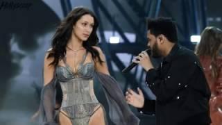 Watch Bella Hadid and The Weeknd