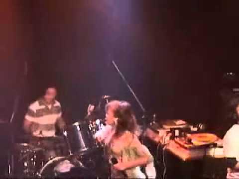 Qp8 band in Montreal Canada Niño Espiritu of 4willdrive band