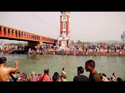 Har ki pauri-Ganga Ghat
