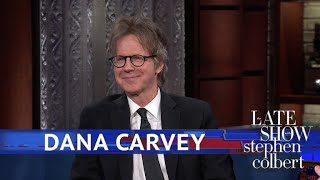 Dana Carvey And Stephen Replay Clips Of