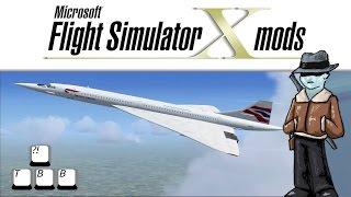 Flight Simulator X Plane Spotlight - Concorde