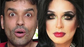 AMAZING MAKEUP TRANSFORMATION FROM MAN TO WOMAN TUTORIAL