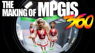 The Making of MPGIS 360: A Stop Motion VR Series