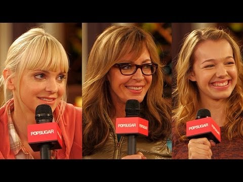 Xxx Mp4 Anna Faris And The Mom Cast On Their Flawed Characters POPSUGAR Interview 3gp Sex
