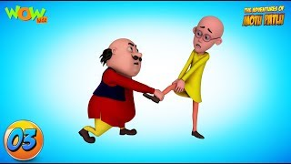 Motu Patlu funny videos collection #3 - As seen on Nickelodeon