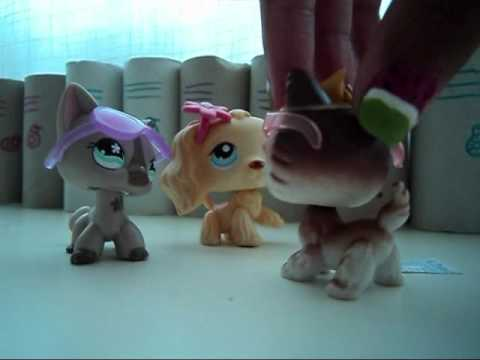 Littlest Pet Shop: A School Girl's Life (Episode #1- Welcome to LA)