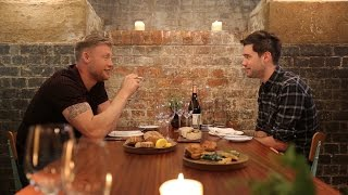 Jack Whitehall and Freddie Flintoff talk 'Manxiety'