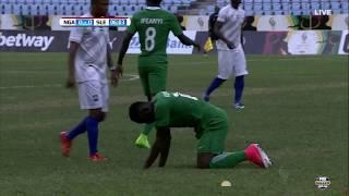 Nigeria vs. Sierra Leone [FIRST HALF] (2017 WAFU Cup Qualifier)