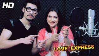 LOVE EXPRESS MEDLEY - AIZAZ MURAD & NOORAN LAL - OFFICIAL VIDEO