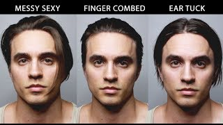 3 Easy Ways To Style Men