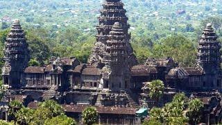 Documentaire Scientifique 2017   Angkor Vat, La Cité Des Dieux Documentaire Histoire