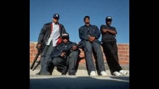 Hip Hop History - 80's Old School West Coast N.W.A. mix (1988-90)