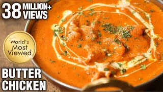 How To Make Butter Chicken At Home | Restaurant Style Recipe | The Bombay Chef – Varun Inamdar