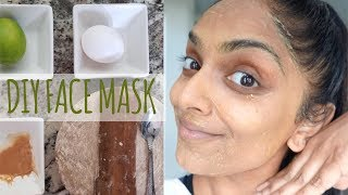 DIY Mask! How To Use Sandalwood to Brighten Skin, Reduce Hyperpigmentation and Anti-aging!