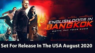 ENGLISH DOGS Official Trailer (2018) British Gangster Film