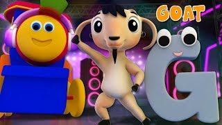 Phonics Letter G | Learning Street With Bob The Train | Word Play | Videos For Toddlers by Kids Tv