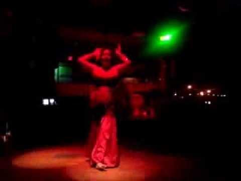 Antonia Cousland @ Split Tribal Fest 2013. Lucid Dreams After party