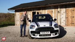 2017 Mini Countryman 2 [ESSAI VIDEO] : Mini or not Mini ? (avis, puissance, version automatique)