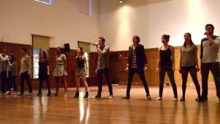 The Vassar Devils - ICCA Finals Set 2015