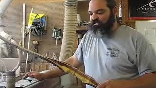 Part Three: How to Make a Take-Down Longbow - Big Jim's Bow Company