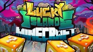 LUCKY ISLAND | LOS MANDAMOS AL OTRO BARRIO! | Minecraft