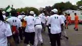 Nigeria vs. New Zealand