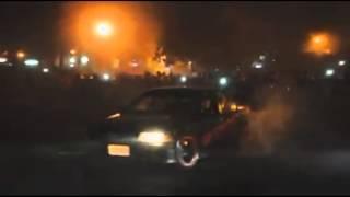 استعراض محمد الهيتي Bmw E36 !! سيارة علي تايكر !!