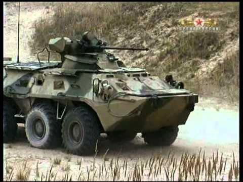 Russian Armored Vehicles 7