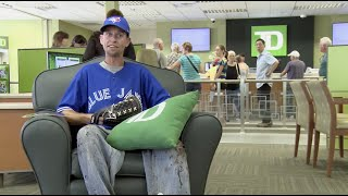 Sometimes you just want to say thank you – The First Pitch #TDThanksYou