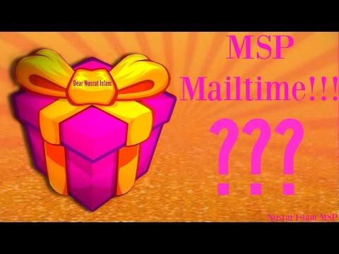 Mailtime! ♥ ~ Nusrat Islam MSP